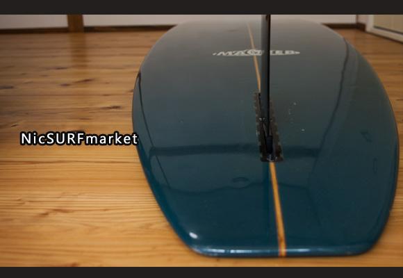 MAGREB 中古ロングボード 9`6 bottom-design bno96291032im2