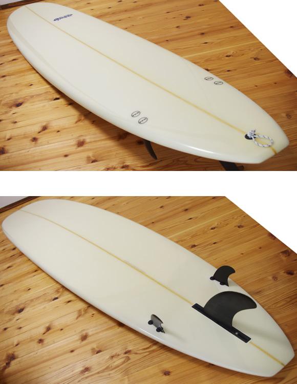 激安 中古ロングボード 9`2 deck/bottom-detail bno96291035b