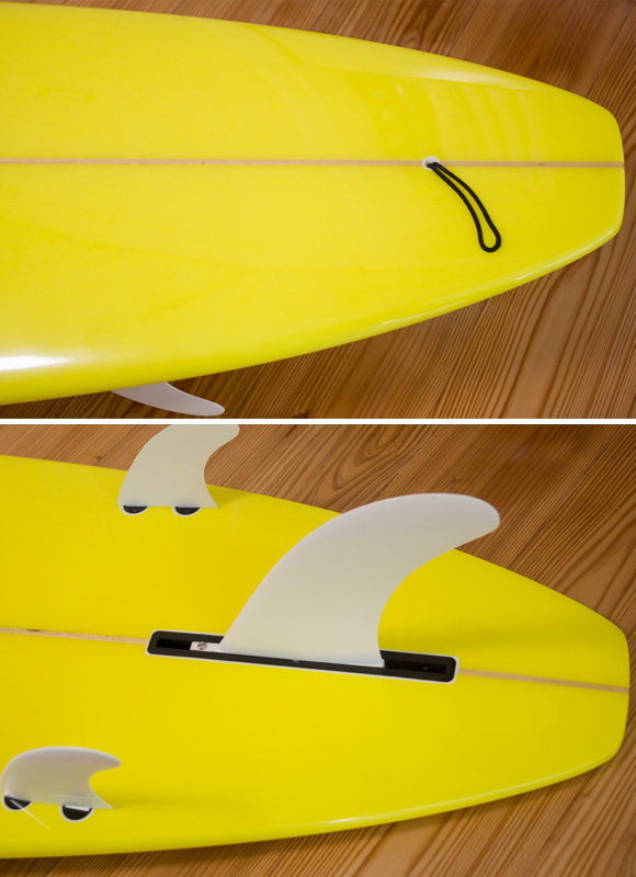 RUSS-K 中古ロングボード 9`2 fin/tail bno96291036d