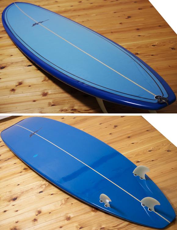 MONIZ 中古ファンボード8`0 deck/bottom-detail bno96291037b