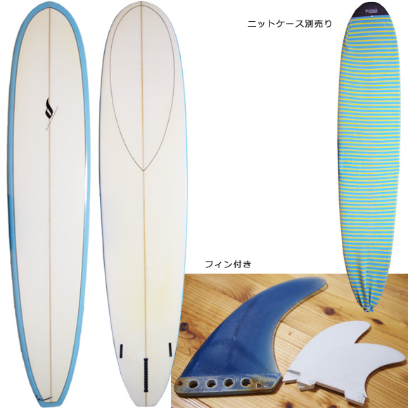 The Seadream 中古ロングボード 9`1 deck/bottom bno96291039a