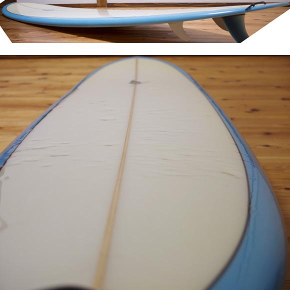 The Seadream 中古ロングボード 9`1 deck-condition bno96291039c