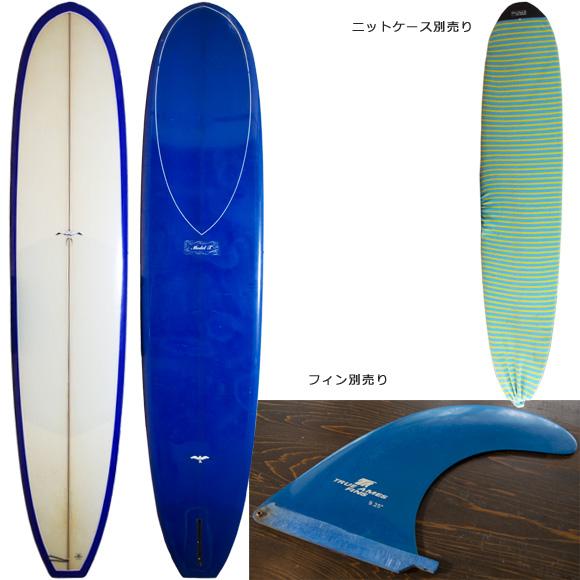ドナルド・タカヤマ MODEL-T 中古ロングボード 9`6 deck/bottom bno96291052a