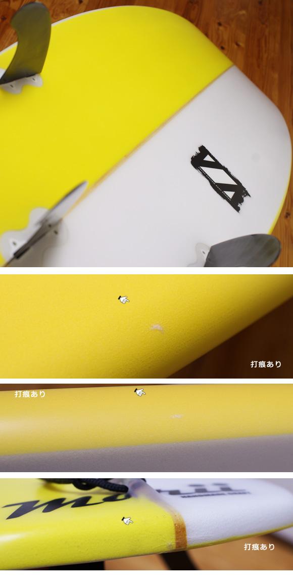 ZBURH 中古ファンボード6`8 condition/repair bno96291053e
