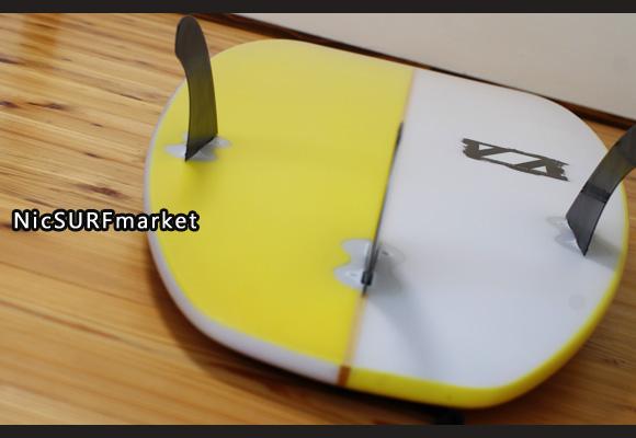 ZBURH 中古ファンボード6`8 bottom-design bno96291053im2