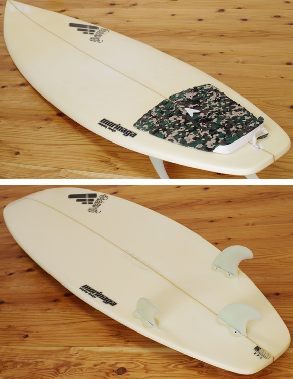 MOVES FDA EPS 中古ショートボード 6`1 deck/bottom-detail bno96291054b