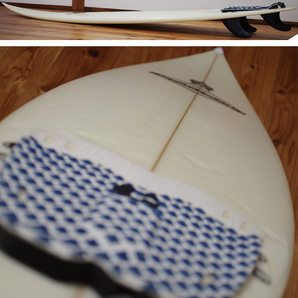 Dahlberg 中古ショートボード 6`3 deck-condition bno96291067c