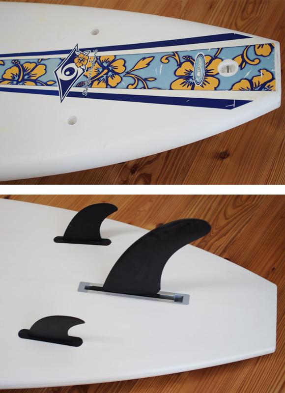 BIC SPORT 中古ファンボード 7`9 fin/tail bno96291069d
