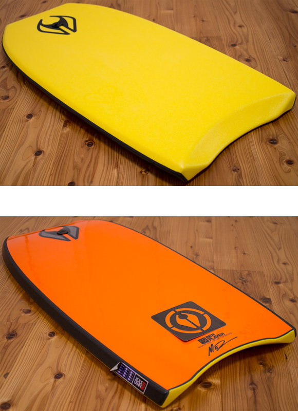 NMD BODYBOARDS BEN PLAYER deck/bottom-detail bno96291071c