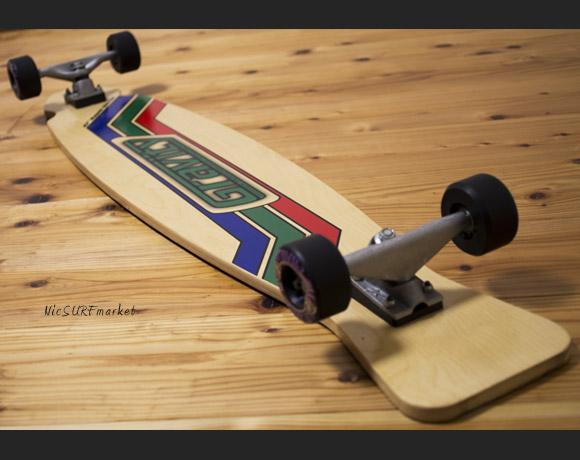 GRAVITY Hyper-Carve 47 中古スケートボード bottom bno96291072im2