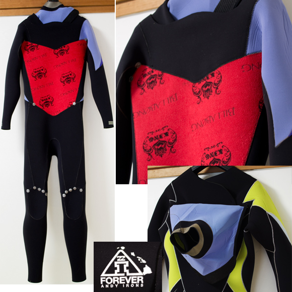 BILLABONG 中古ウェットスーツ SUPER ATHLETE 3/3mm フルスーツ detail bno96291076c