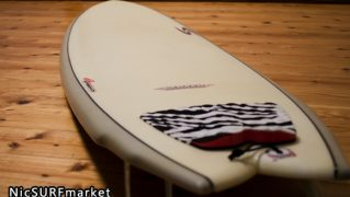 RANDY FRENCH SURFTECH ULTRAFLEX QUADFISH 中古ファンボード 7`8 bno96291078im1