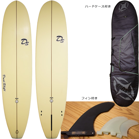 DUAL SHIFT EPS 中古ファンボード 8`0 deck/bottom bno96291080a