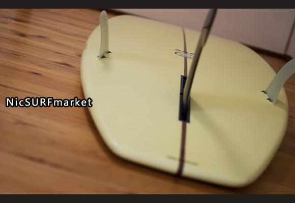 DUAL SHIFT EPS 中古ファンボード 8`0 bottom-design bno96291080im2