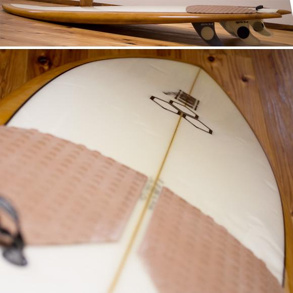 ALMERRIC FISHCUIT 中古ショートボード 5`6 deck-condition bno96291081c