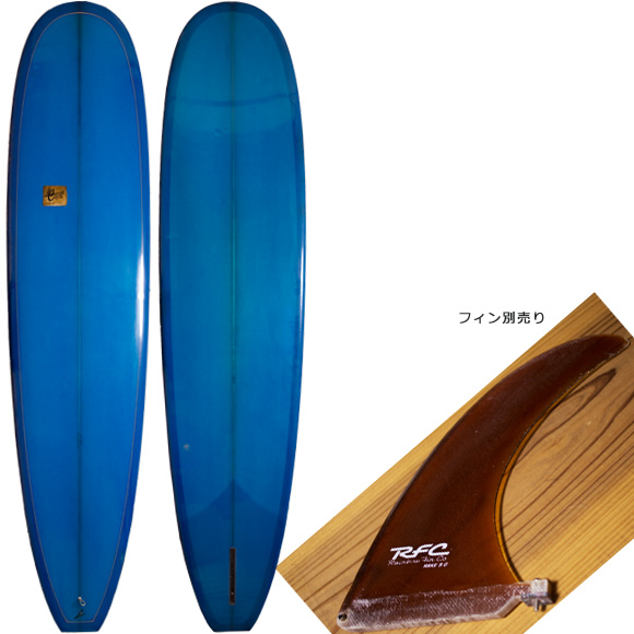 Channel Islands - MINI SQUARE 中古ロングボード 8`9 deck/bottom bno96291086a