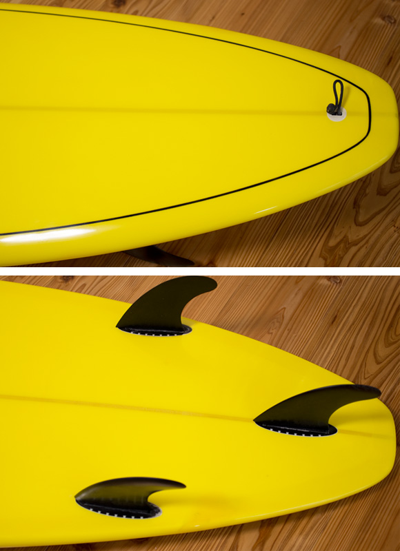 GODDESS 中古ファンボード 7`6 fin/tail bno96291089d