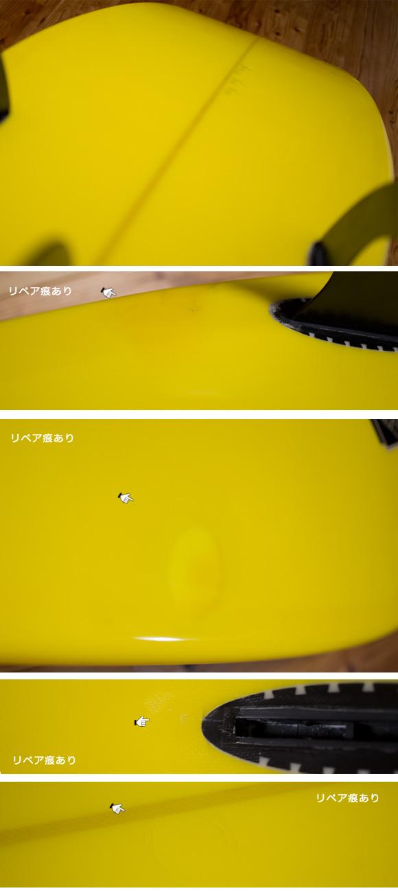 GODDESS 中古ファンボード 7`6 condition/repair bno96291089e