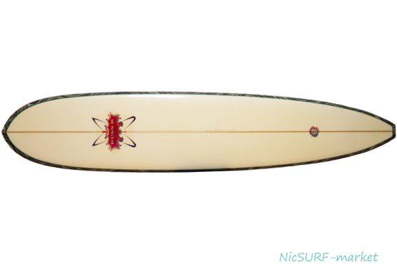 RUSS-K × Dick Brewer 中古ロングボード 9`1 bno96291109im1