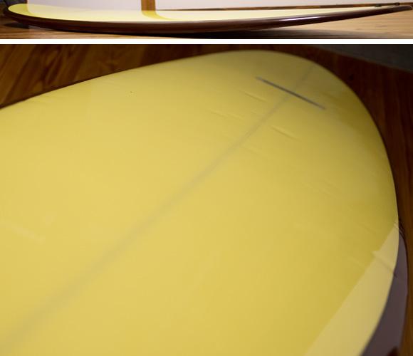 KONAMOON 中古ロングボード 9`6 deck-condition bno96291115c