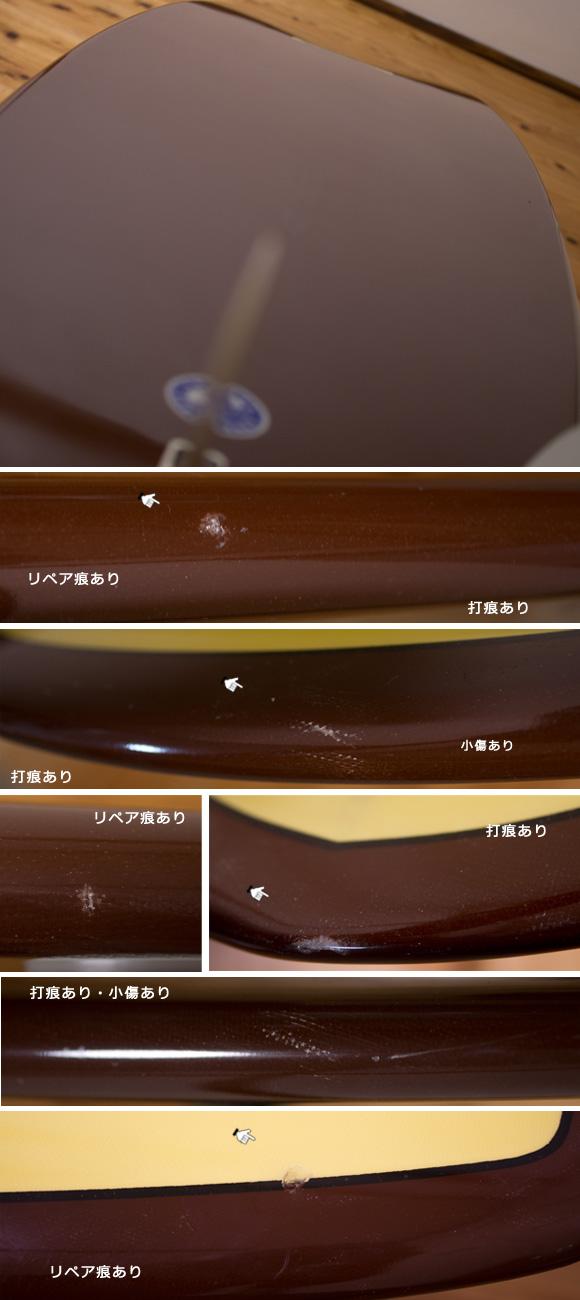 KONAMOON 中古ロングボード 9`6 condition/repair bno96291115e