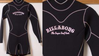 BILLABONG 中古ウェットスーツ ロングスプリング Ladies bno96291122im1