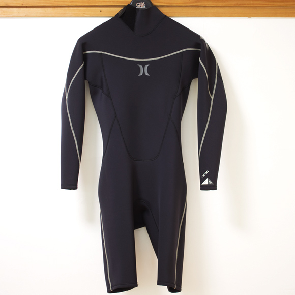 HURLEY 中古ウェットスーツ ロングスプリング ICON front bno96291133a