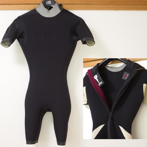 DOVE 中古ウェットスーツ スプリング メンズ condition bno96291140c