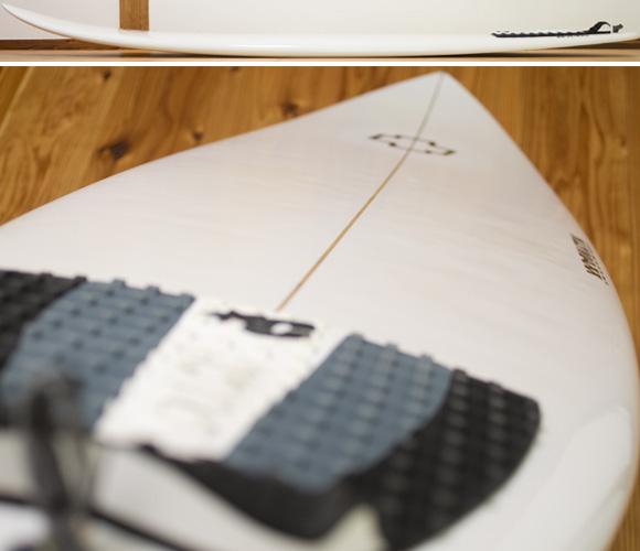 KLYMAXX エポキシ 中古ショートボード 6`3 deck-condition bno96291142c