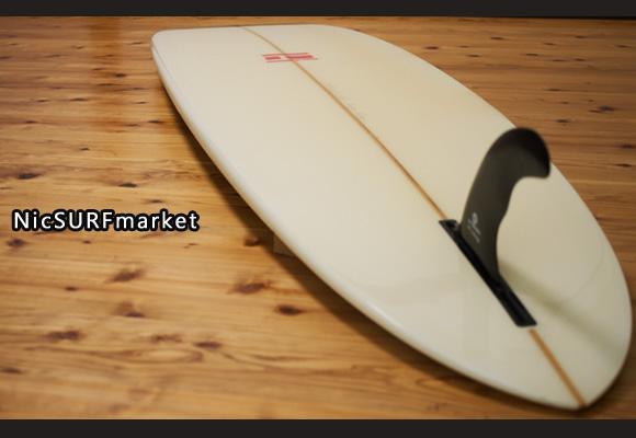 T-STICK 中古ファンボード 7`6 bottom-design bno96291146im3