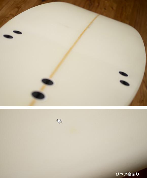 INTRO 中古ショートボード 6`5 condition/repair bno96291150e