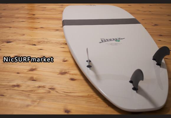 JUSTICE / FLEXFLY THE FIRST 中古ファンボード 6`8 bottom-design 96291152im3