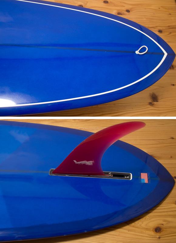 Dewey Weber STYLIST 中古ロングボード 9`2 fin/tail bno96291159d
