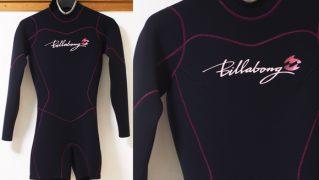 BILLABONG 中古ウェットスーツ ロングスプリング Ladies' M bno96291160im1