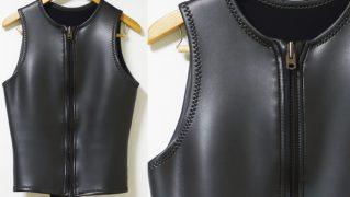 ベスト フロントジップ 2mm 中古ウェットスーツ Men's bno96291174im1
