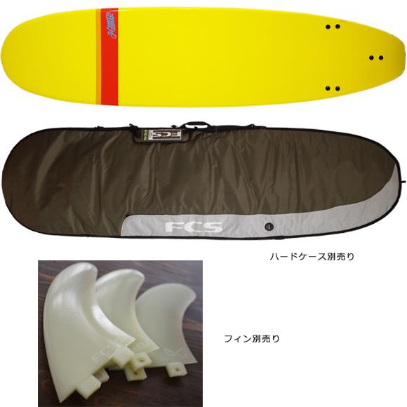 HOMIE 中古ファンボード7`6 fin/ハードケース bno96291011a