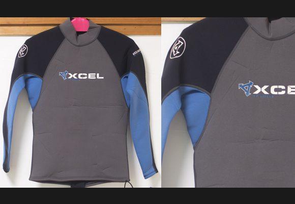 XCEL 中古ウェットスーツ長袖タッパー XCELERATOR ULTRAFLEX 2.0 bno96291161im1