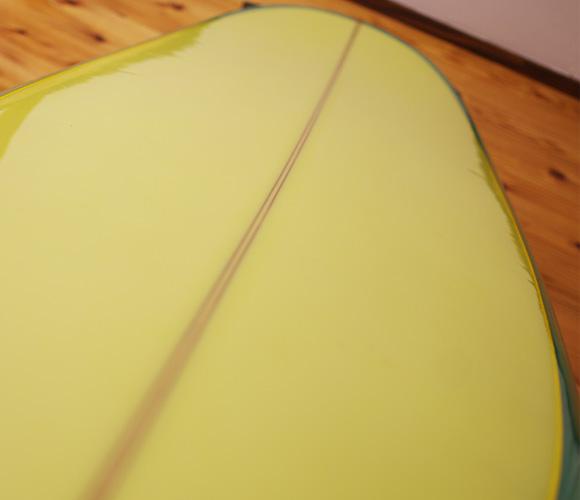 GENERIC SERIES Greg Webber 中古ロングボード 9`2 deck-condition bno96291177c