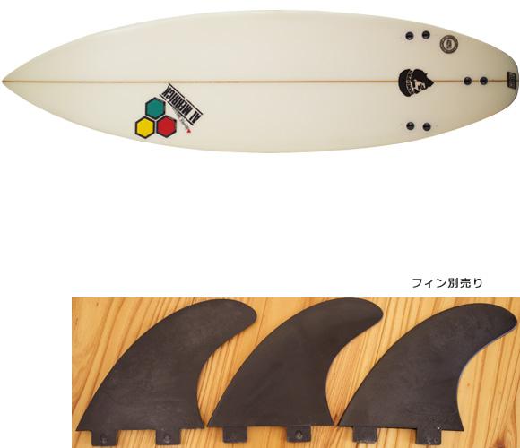 ALMERRIC Semi Pro 中古ショートボード 5`9 bottom/付属品 bno96291180a