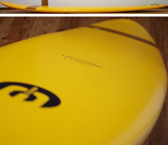 BIC SPORT 中古ファンボード 7`6 deck-condition bno96291183c
