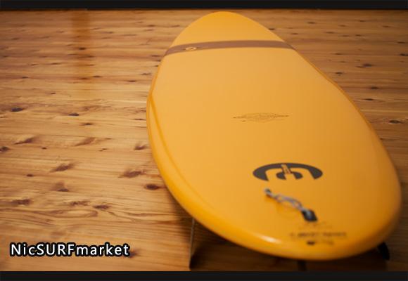 BIC SPORT 中古ファンボード 7`6 deck bno96291183im2