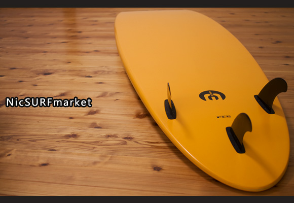 BIC SPORT 中古ファンボード 7`6 bottom-design bno96291183im3