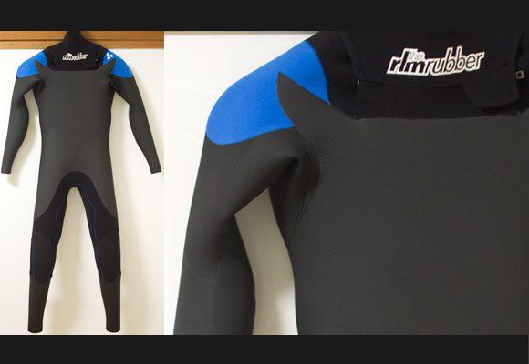 the rlm rubber 中古ウェットスーツ 5/3mm セミドライ メンズ bno96291190im1