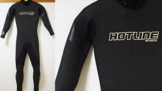 HOTLINE 中古ウェットスーツ 5/3mm セミドライ メンズ bno96291195im1