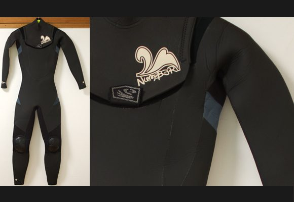 NUMBER rider suits 中古ウェットスーツ 5/3mm セミドライ bno96291198im1