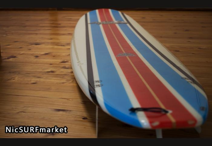 INDEX KROWN 中古ロングボード 9`2 deck bno96291201im2