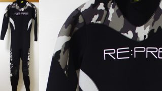 RE:PRE 中古ウェットスーツ 3/2mm フルスーツ メンズ bno96291213im1