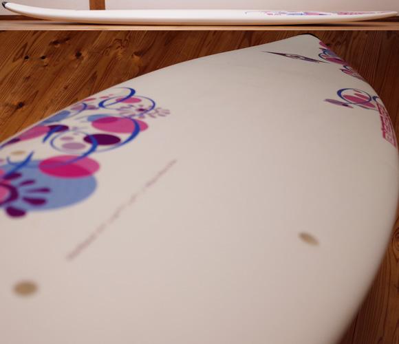 BIC SURF 中古ショートボード 6`7 deck-condition bno96291220c