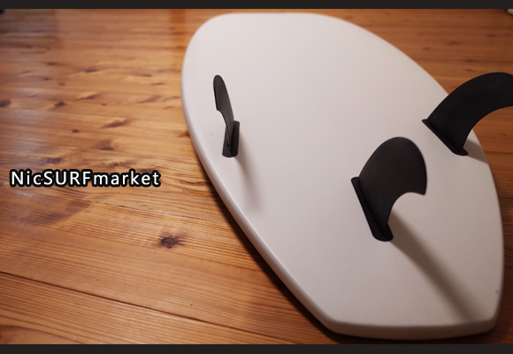 BIC SURF 中古ショートボード 6`7 bottom-design bno96291220im3