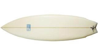 JOEL TUDOR 中古ショートボード 80's TWIN FISH 5`10 cap bno9629928a